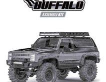 Gmade Buffalo Kit GS02F Manual