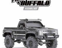 vGmade Buffalo Pickup Kit GS02F Manual