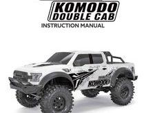 Gmade Komodo Double Cab Kit GS02 Manual