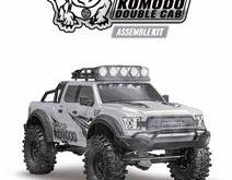 Gmade Komodo Double Cab Kit GS02F Manual