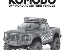 Gmade Komodo Kit Manual