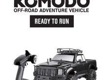Gmade Komodo RTR Manual