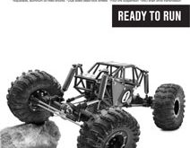 Gmade R1 Rock Buggy RTR Manual