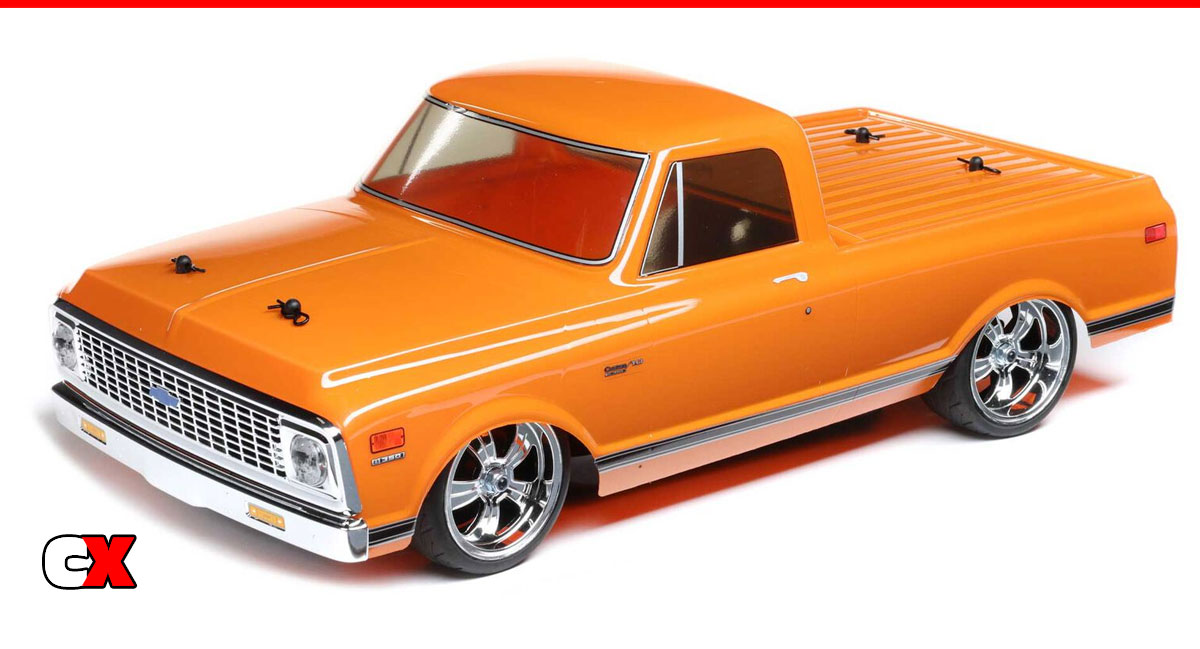 Losi V100 1972 Chevrolet C10 Pickup | CompetitionX