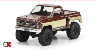 Pro-Line Racing 1/24 1978 Chevrolet K-10 Body Set | CompetitionX