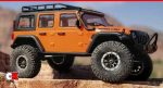 Rebel RC RJ Rebelcon Scale Trail Truck RTR | CompetitionX