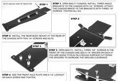Bolink Funny Car Manual