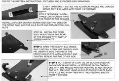 Bolink Nitro Funny Car Manual