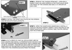 Bolink Pro Mod Drag Manual