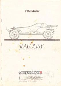 Hirobo Jealousy Manual