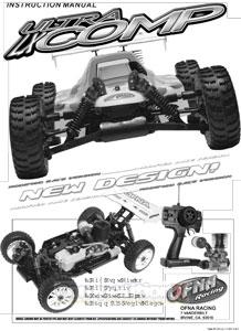 OFNA Ultra LX Comp2 Manual