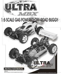 OFNA Ultra MBX Manual
