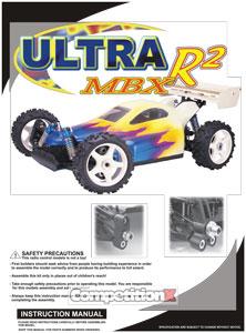 OFNA Ultra MBX R2 Manual