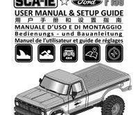 Carisma SCA-1E Ford F-150 Manual
